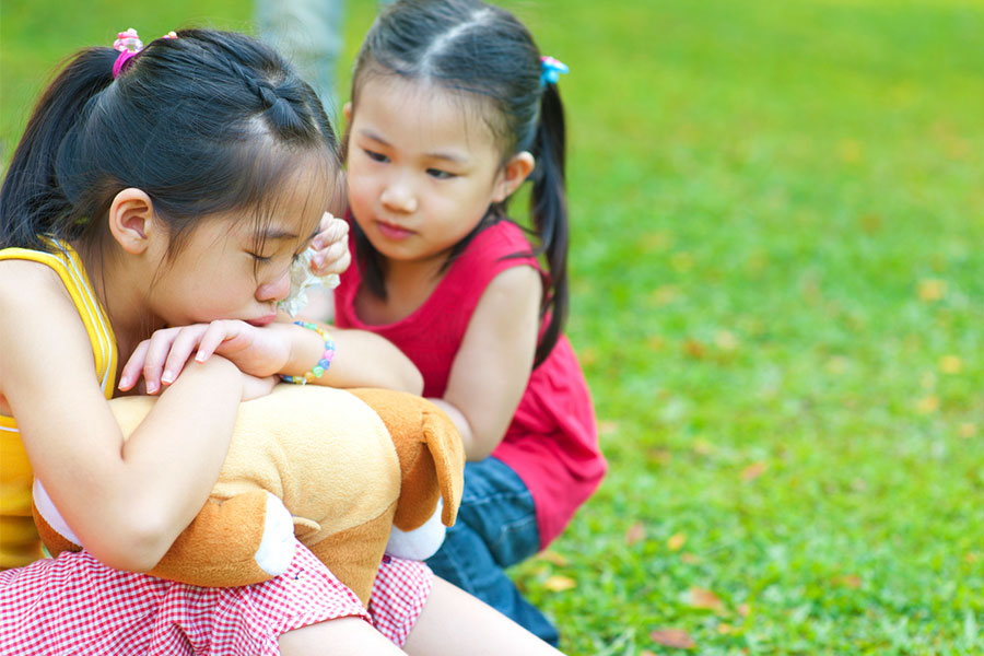 How to Help Your Child Be a Good Friend