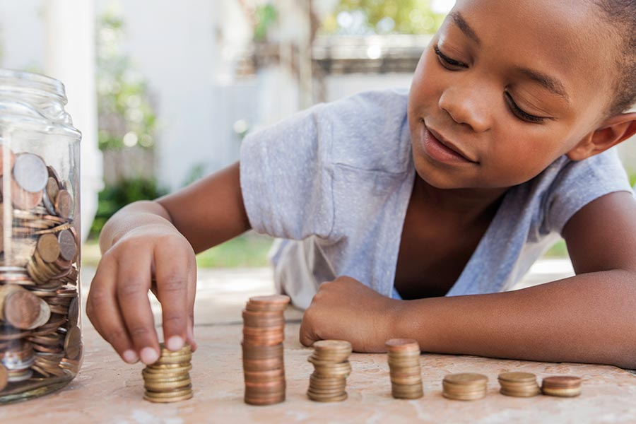 Dollars and Sense: Starting an Allowance