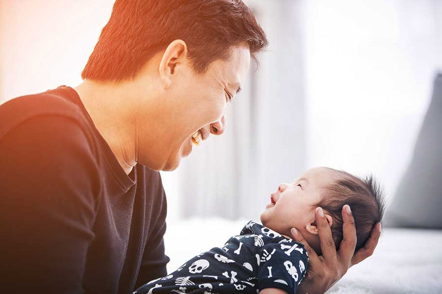 What Do New Fathers Need to Know?