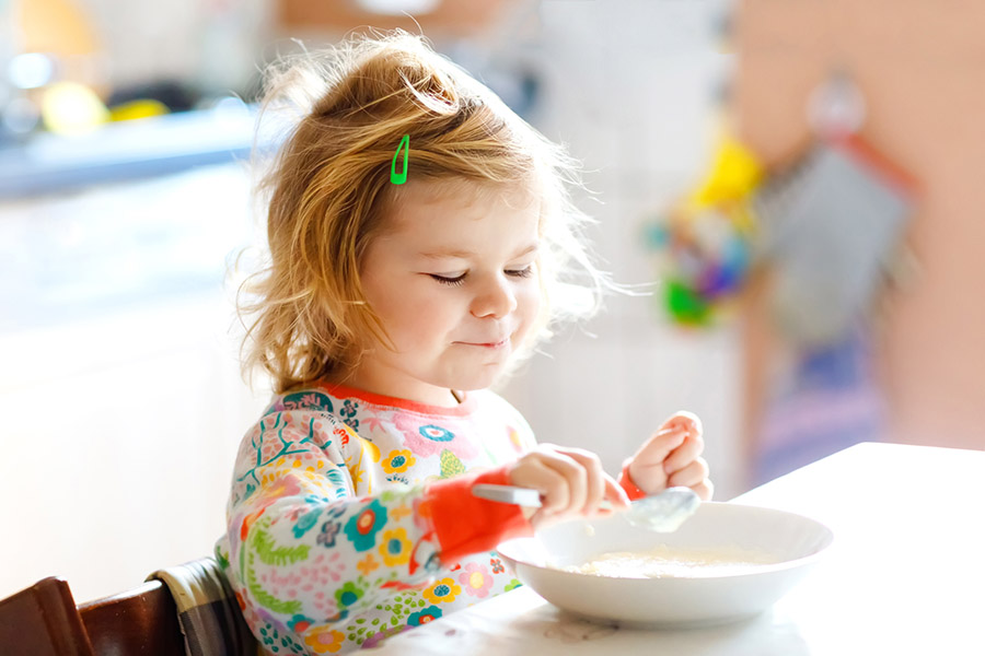 Feeding a Toddler? Here are some FAQs