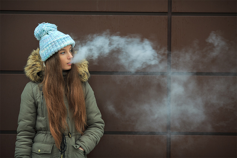 How To Talk with Teens About Vaping