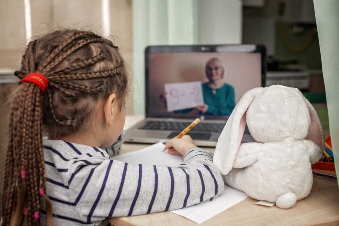 Helping Kids Thrive While Distance Learning