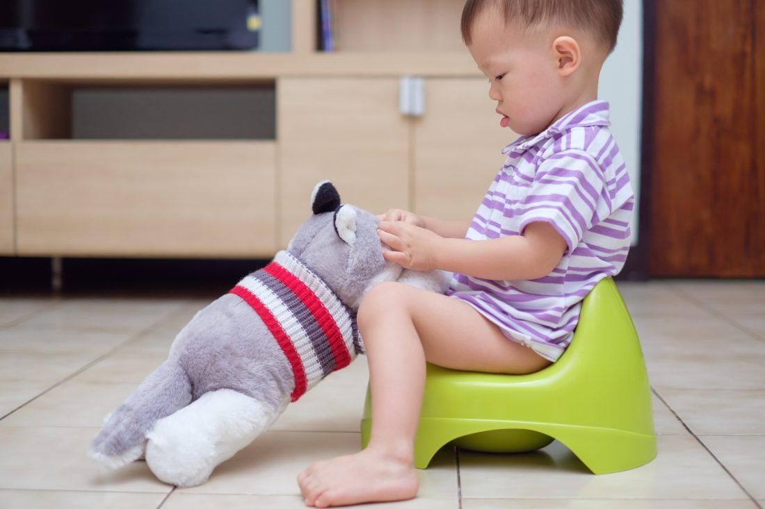 Tips to Start Toilet Training